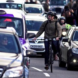 Cycle Superhighway will increase traffic on Roman Road