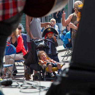 Roman Road Festival 2014 children
