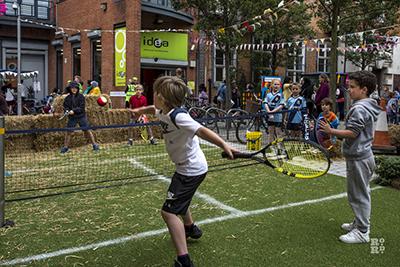 Roman Road Festival 2015 Sports Day