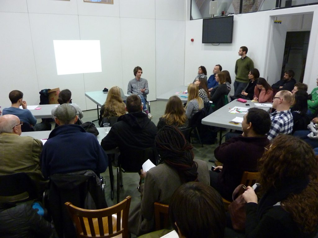 Inaugural public meeting of Roman Road Neighbourhood Forum and Plan, East London