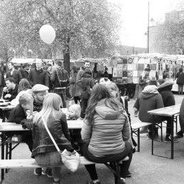 Roman Road Yard Market launch