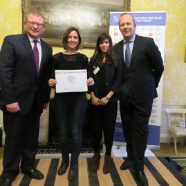 Roman Road finalist for Great British High Street Awards 2015