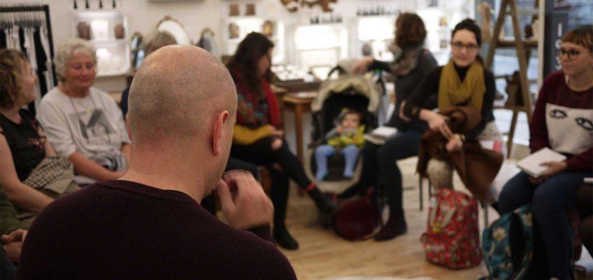 Globe Town Vision Identity workshop