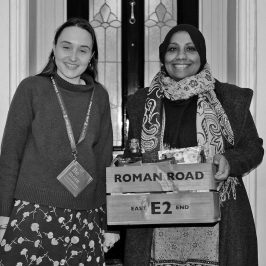 Roman Road E2 Valentine's Hamper Winner