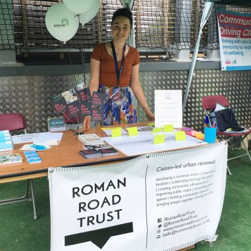 Roman Road Trust at Gateway Residents' Fair