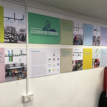 Roman Road Common Vision: Final version and exhibition