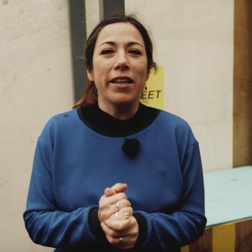 The Common Room Stories: Irene De Lorenzis