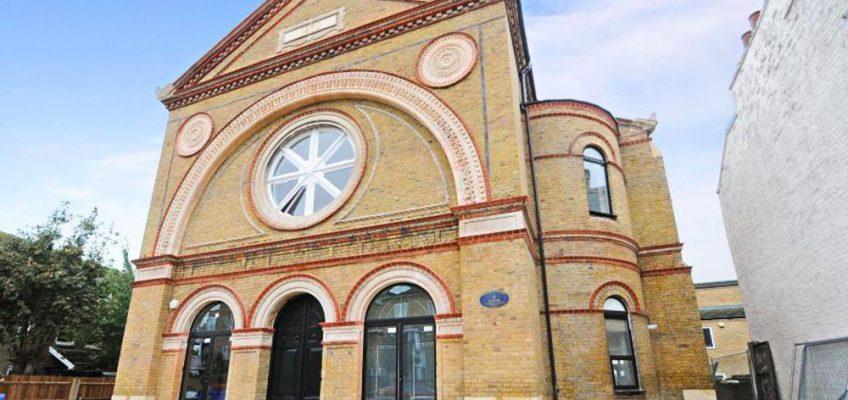Chapel Ford Lofts  housing development in Bow, East London