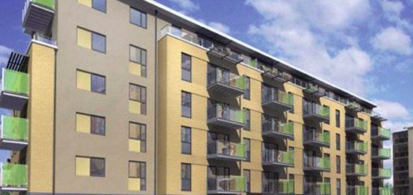 Merchants Quarter Saunders Bow housing development