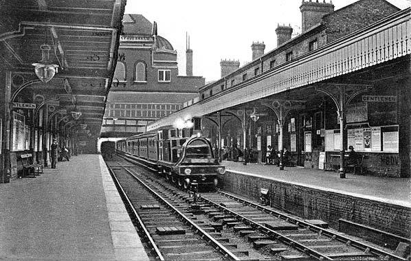 Bow Station, from the Living in Bow image archive project on Facebook
