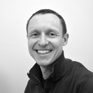 Photograph of Roman Road Trust Finance Director Chris Worthington