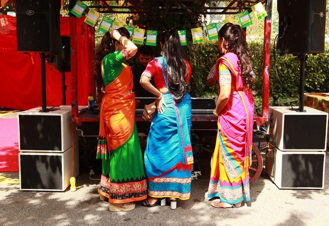 Roman Road Festival 2015 Eid Party