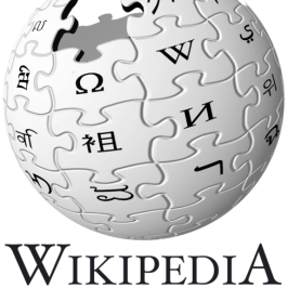 Wikipeida logo