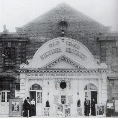 The Picture House on St Stephen's Road, from the Living in Bow image archive project on Facebook