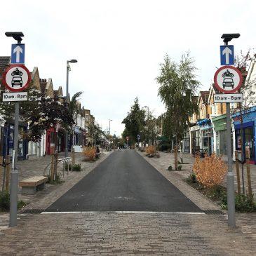 Roman Road Trust organises Mini-holland tour through Waltham Forest