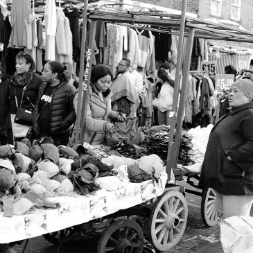The Real East End Market Tour | Christmas Shopping Experience