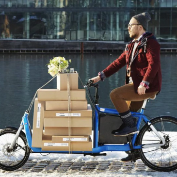 Support trial of e-cargo bikes for Roman Road