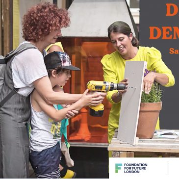 Join us for DIY DEMOS in The Common Room