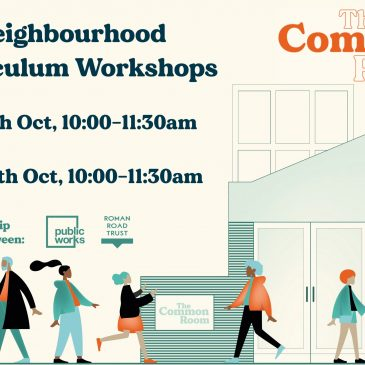 Neighbourhood Curriculum Workshops